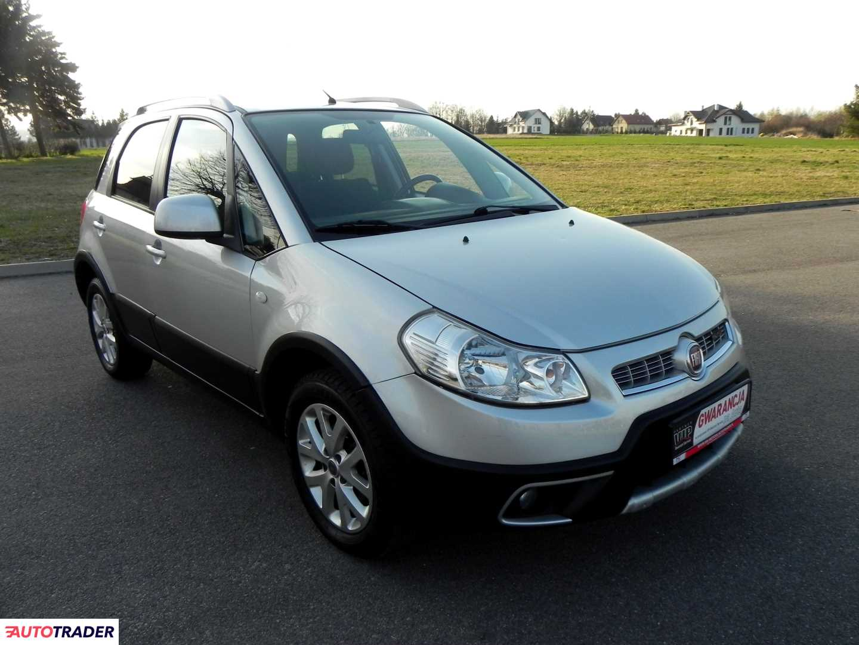 Fiat Sedici 2010 2 136 KM