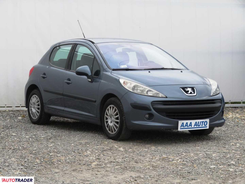 Peugeot 207 2007 1.4 67 KM