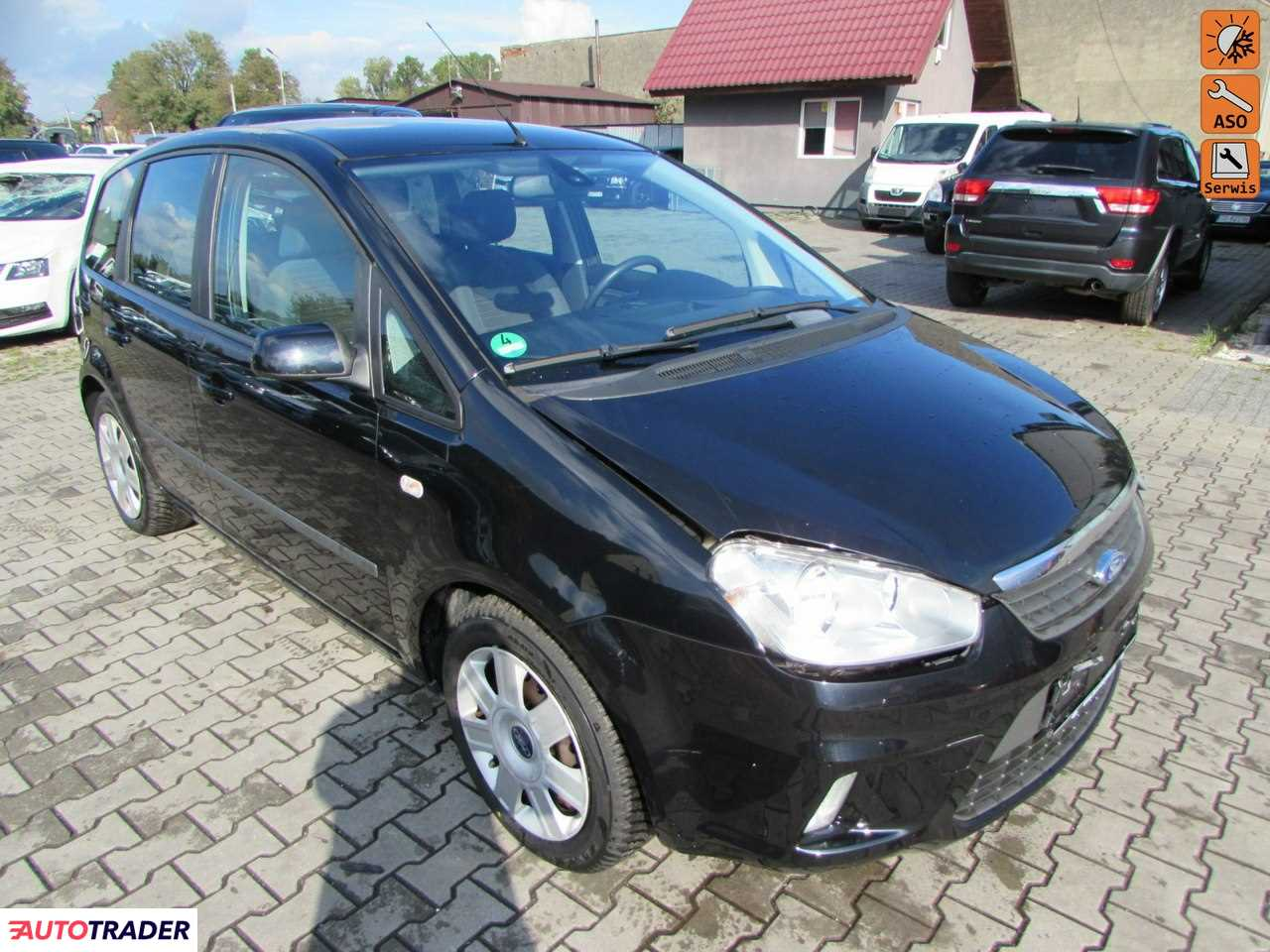 Ford C-MAX 2007 1.6 101 KM