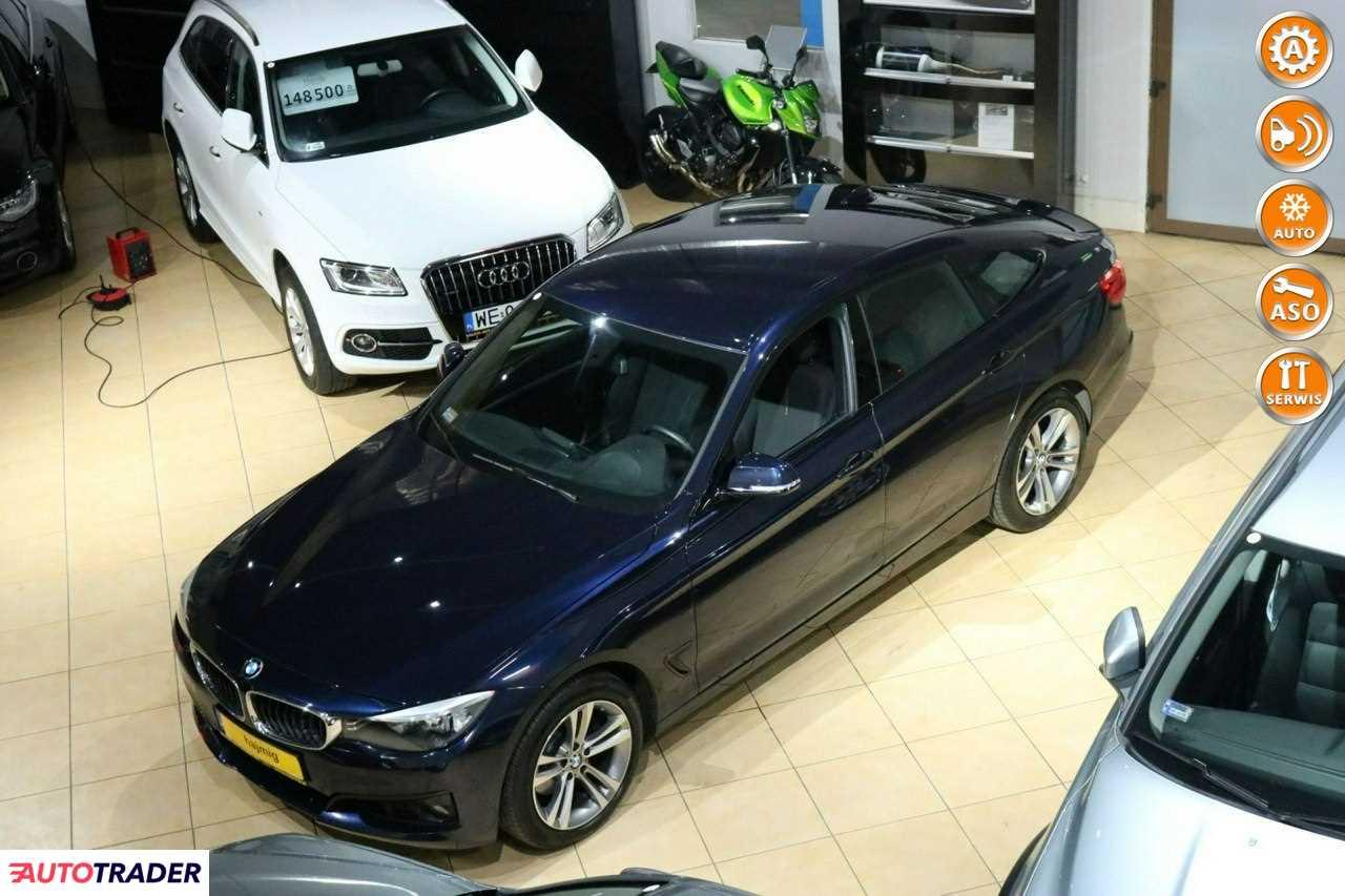 BMW Pozostałe 2015 2 245 KM