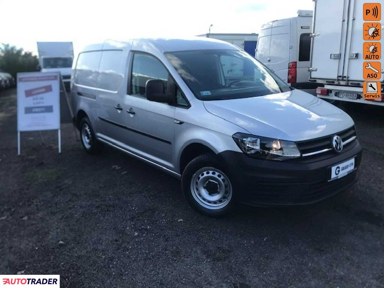 Volkswagen Caddy 2016 2