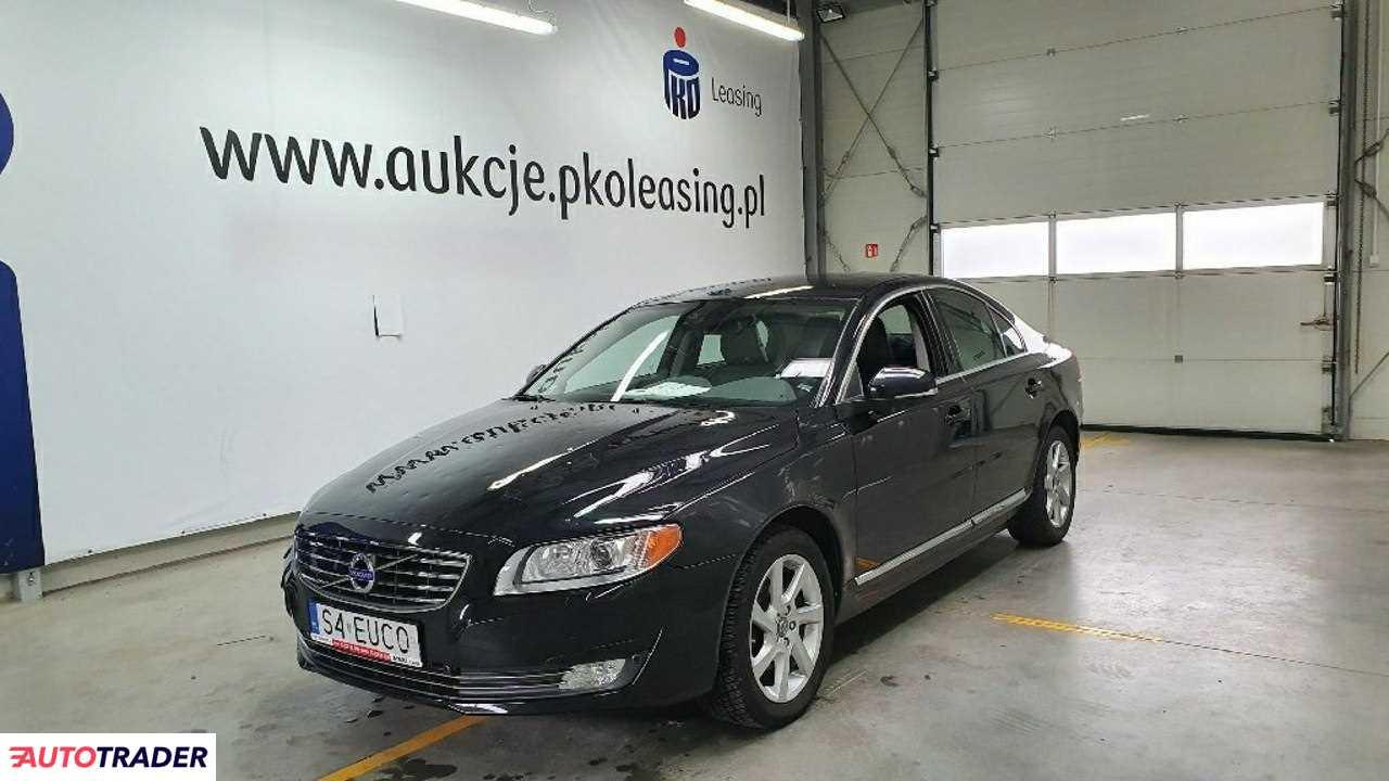 Volvo S80 2014 2.0 181 KM