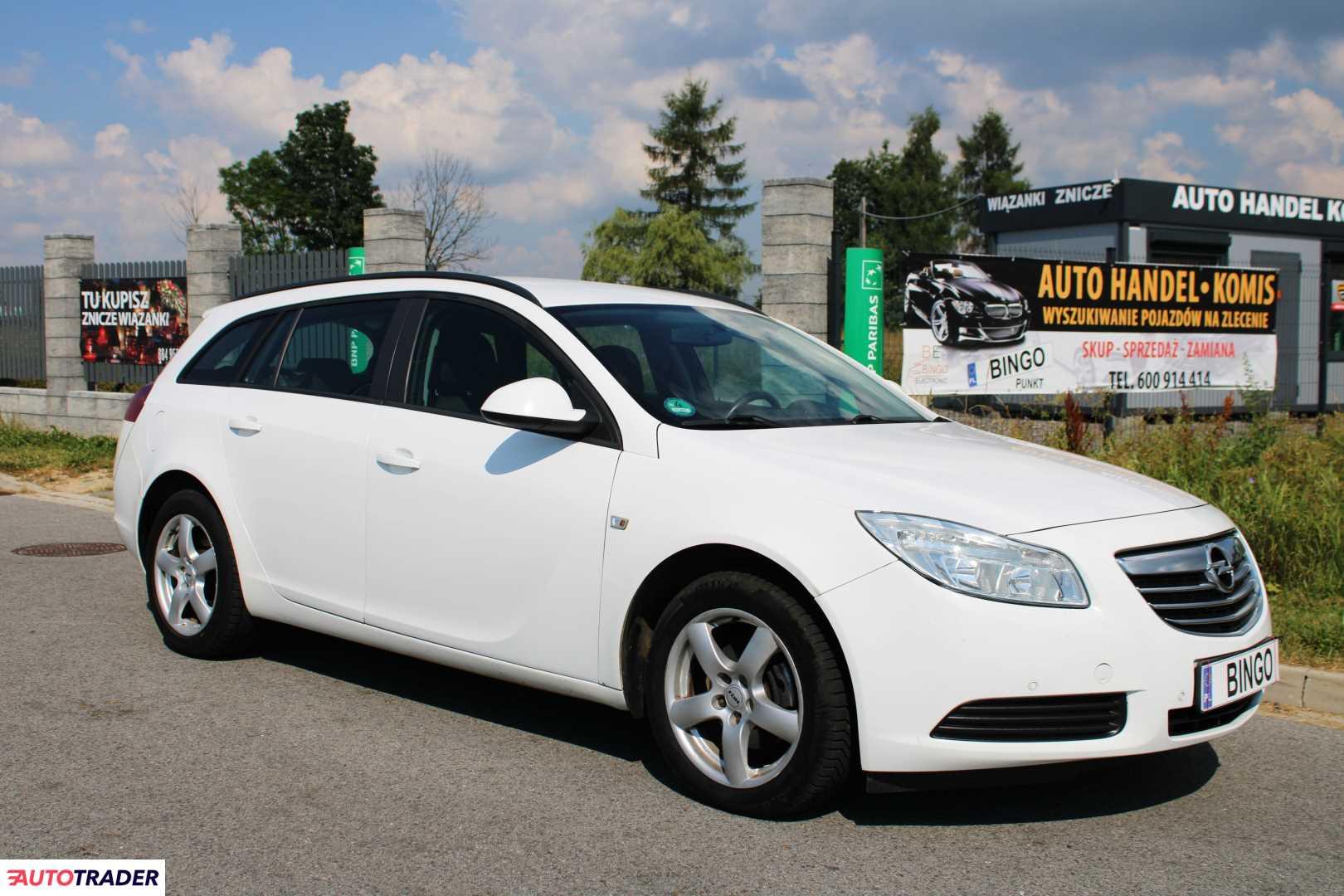 Opel Insignia 2010 2.0 130 KM