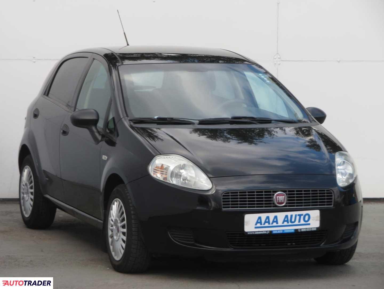 Fiat Grande Punto 2007 1.4 76 KM