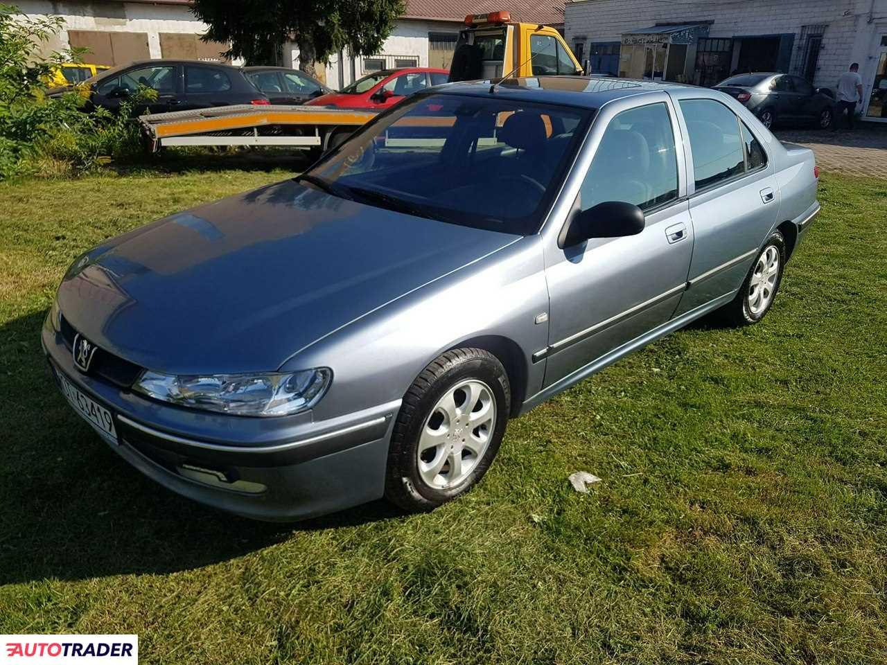 Peugeot 406 2002 1.7 116 KM
