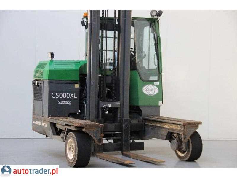 COMBILIFT C5000XL 2010r.