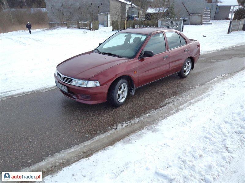 Mitsubishi Lancer 1998 sedan 1.3