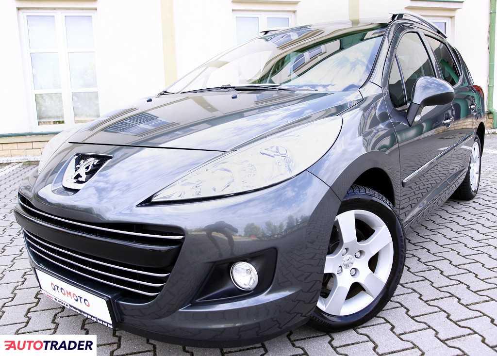 Peugeot 207 2009 1.4 95 KM
