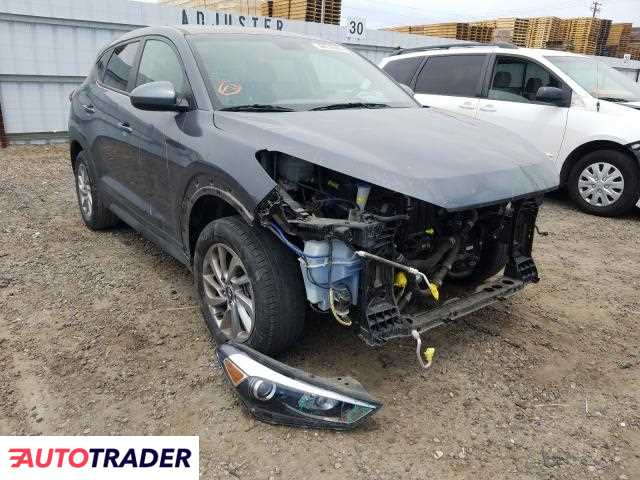 Hyundai Tucson 2018 2