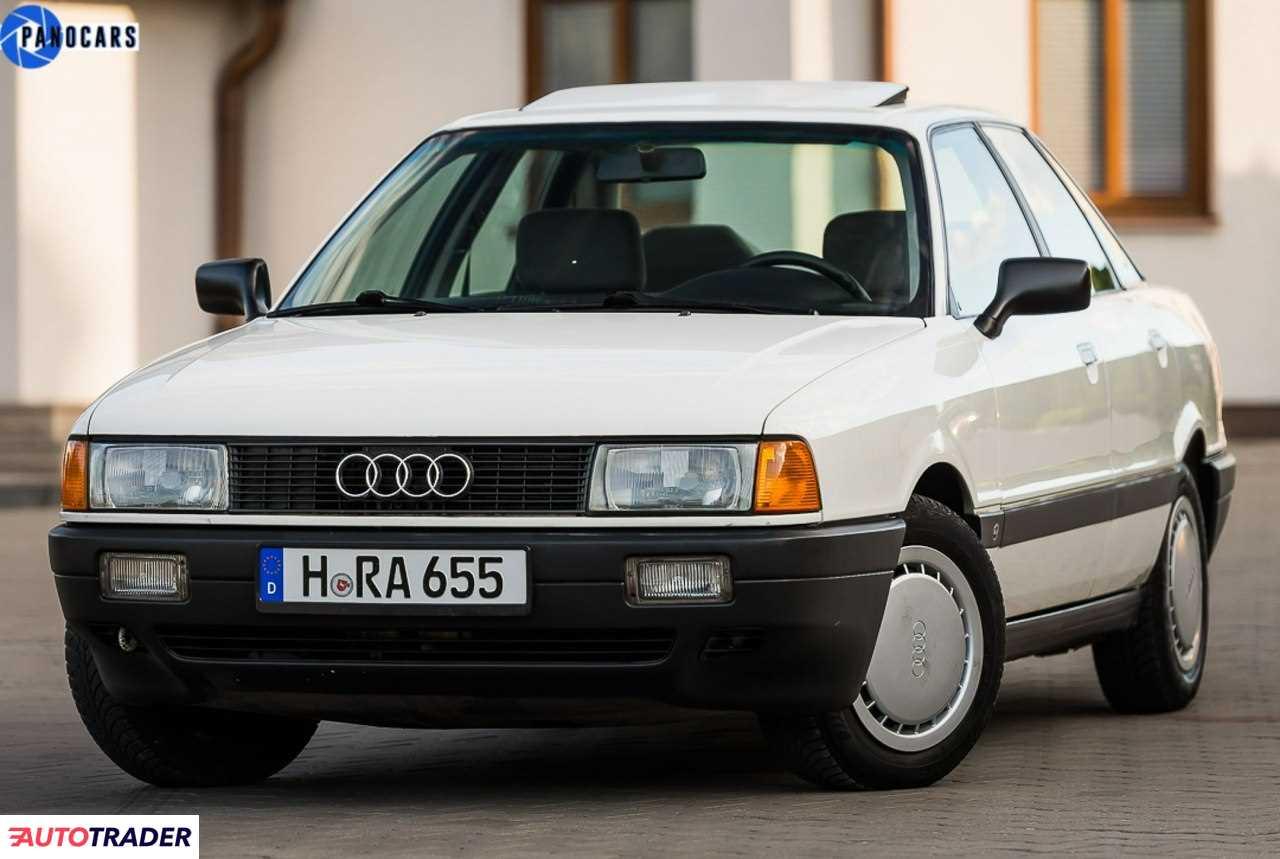 Audi 80 1989 1.8 75 KM