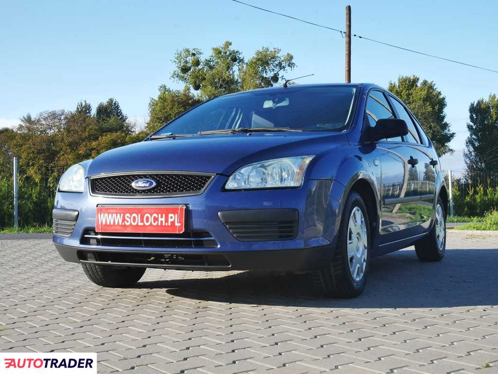 Ford Focus 2005 1.6 101 KM