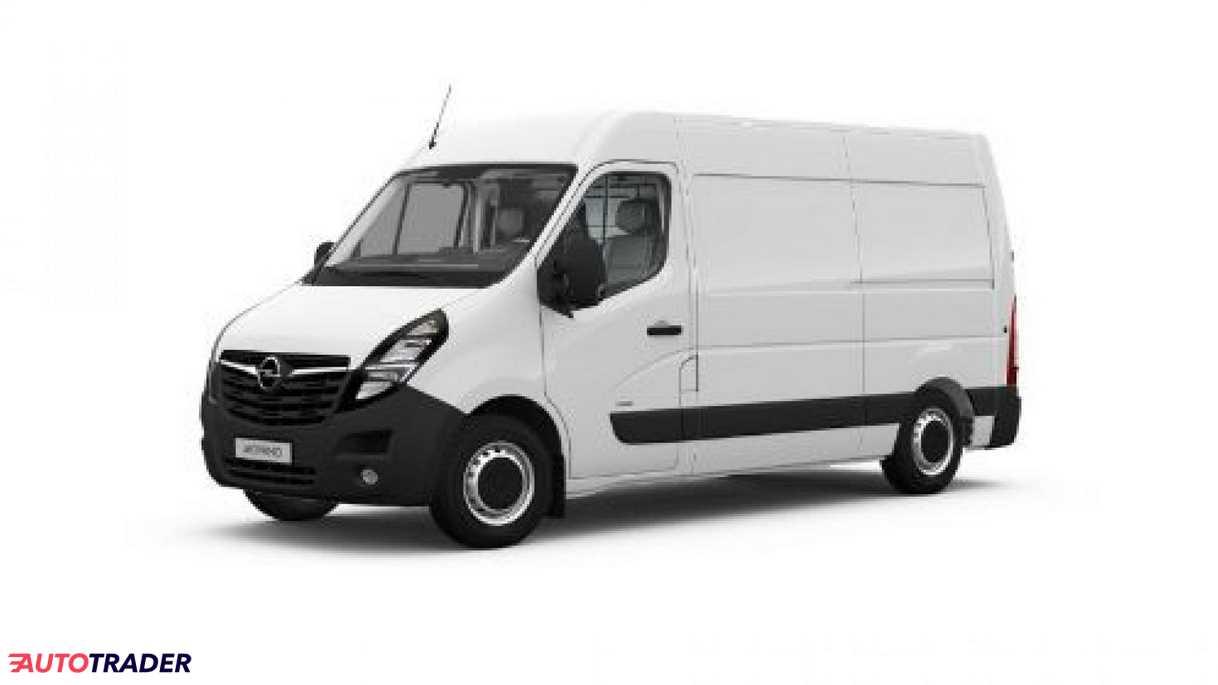 Opel Movano 2021 2.3