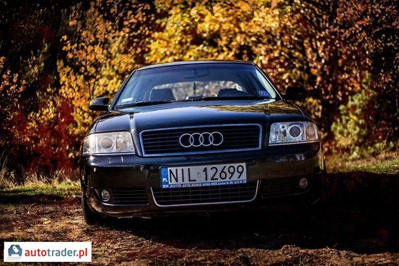 Audi A6 2003 2.5 180 KM