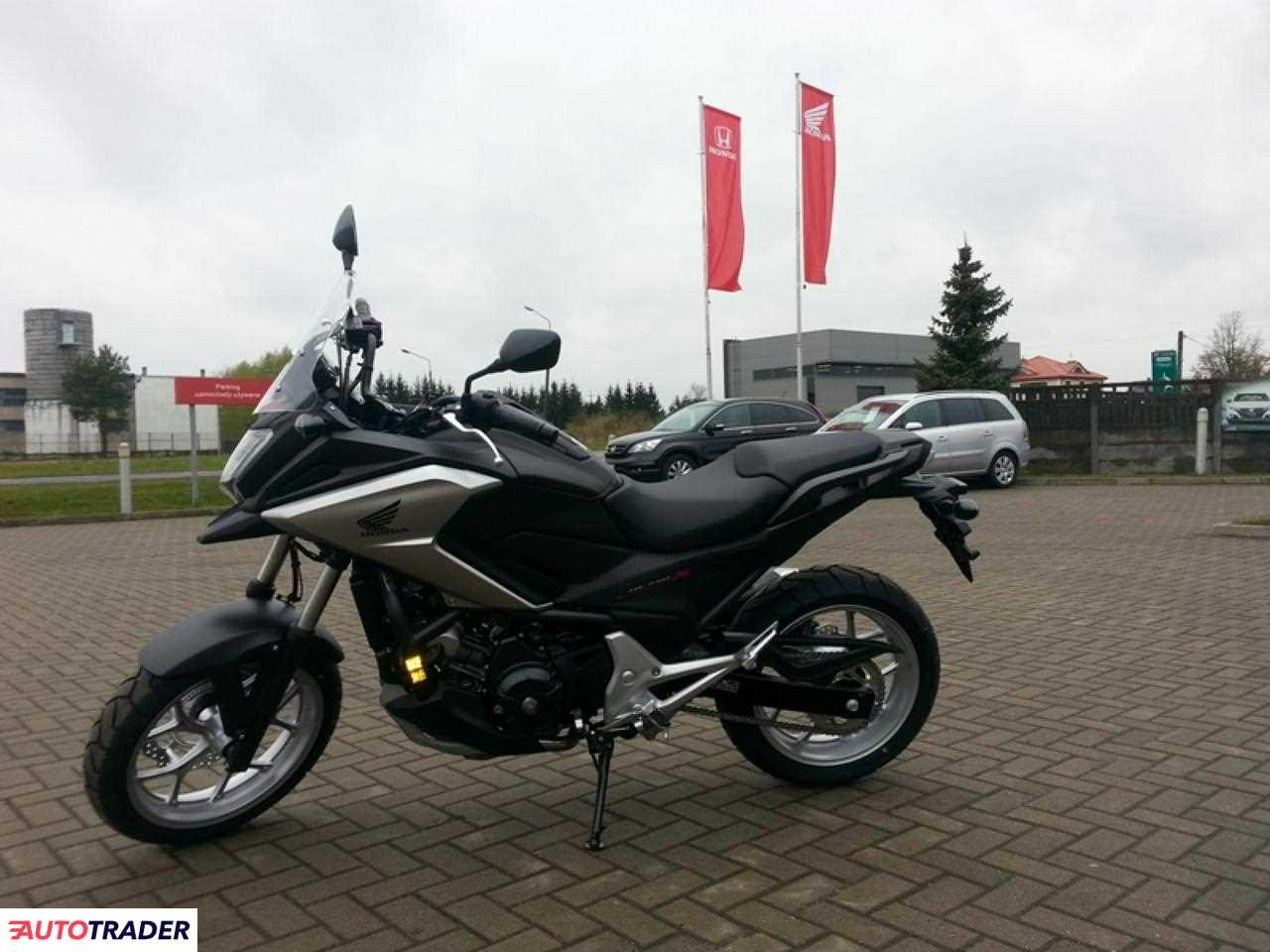 Honda NC 2018