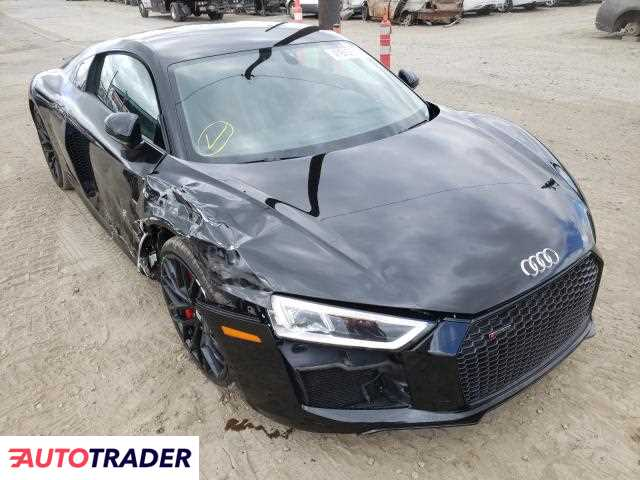 Audi R8 2018 5