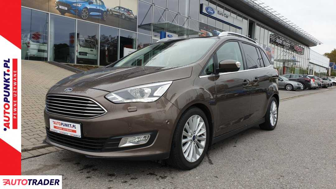 Ford C-MAX 2015 2.0 150 KM