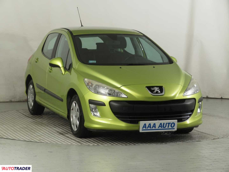 Peugeot 308 2008 1.4 96 KM