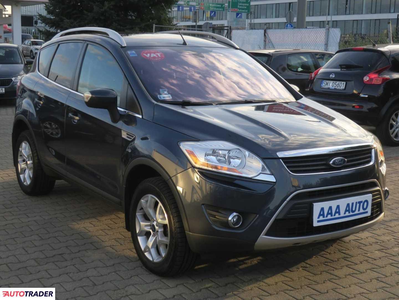 Ford Kuga 2009 2.0 138 KM