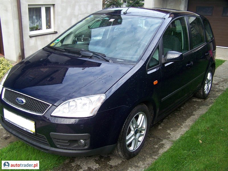 Ford C-MAX 2005 hatchback 1.6 109 KM
