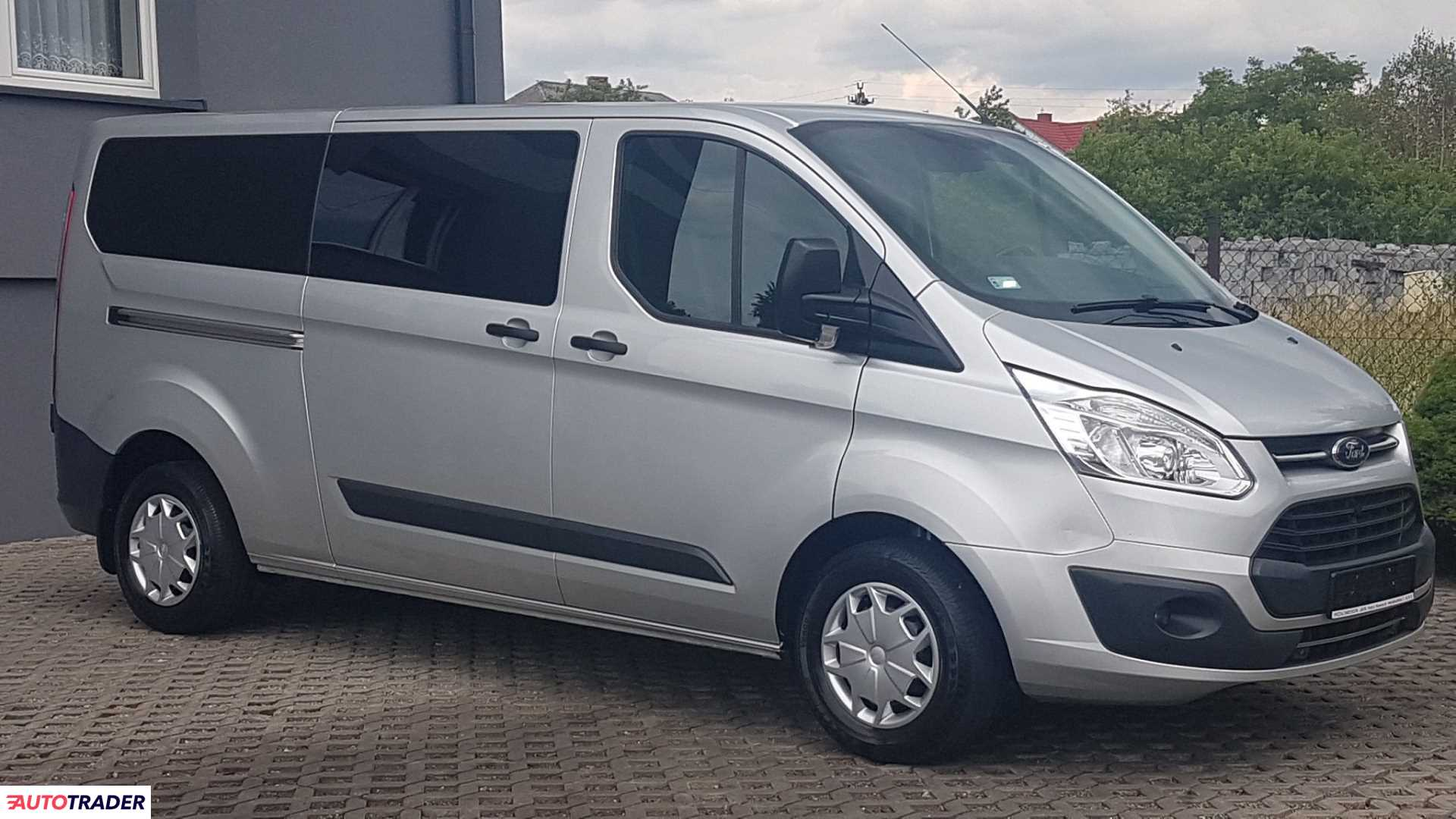 Ford Transit Custom 2016 2.0 170 KM