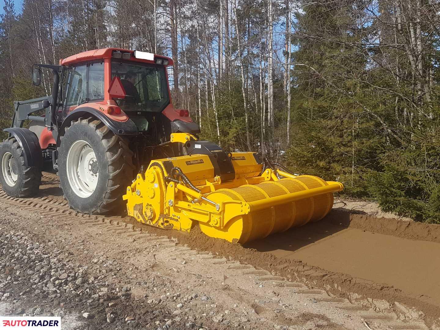 Stabilizacja gruntu  MERI CRUSHER MJH/RC-6000