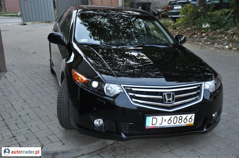 honda accord 2 2 150 km 2009r jelenia g ra. Black Bedroom Furniture Sets. Home Design Ideas