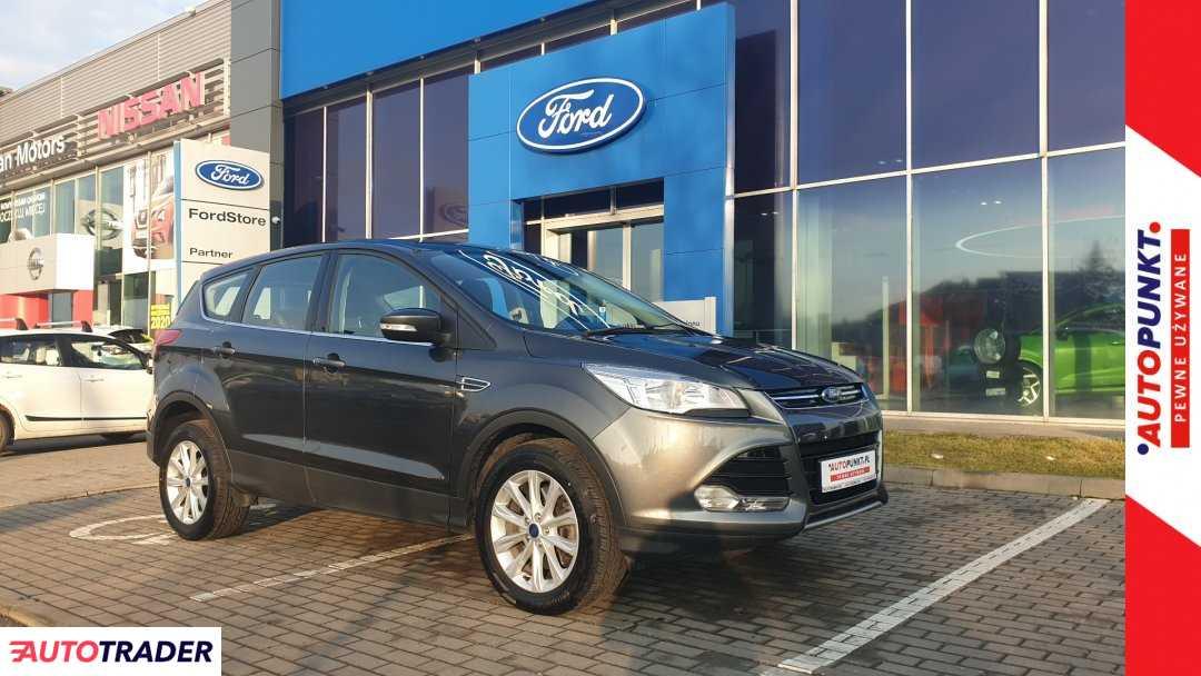 Ford Kuga 2016 2 150 KM