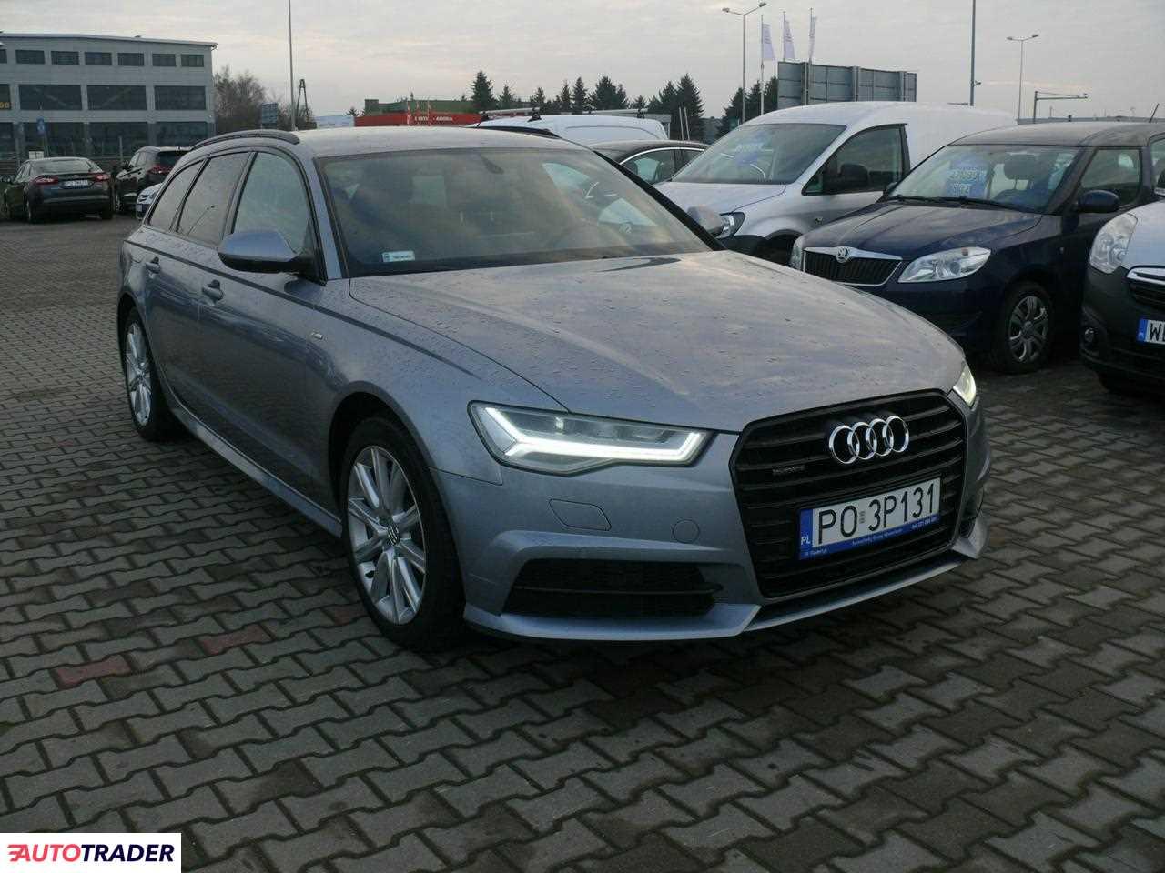 Audi A6 2016 3 218 KM