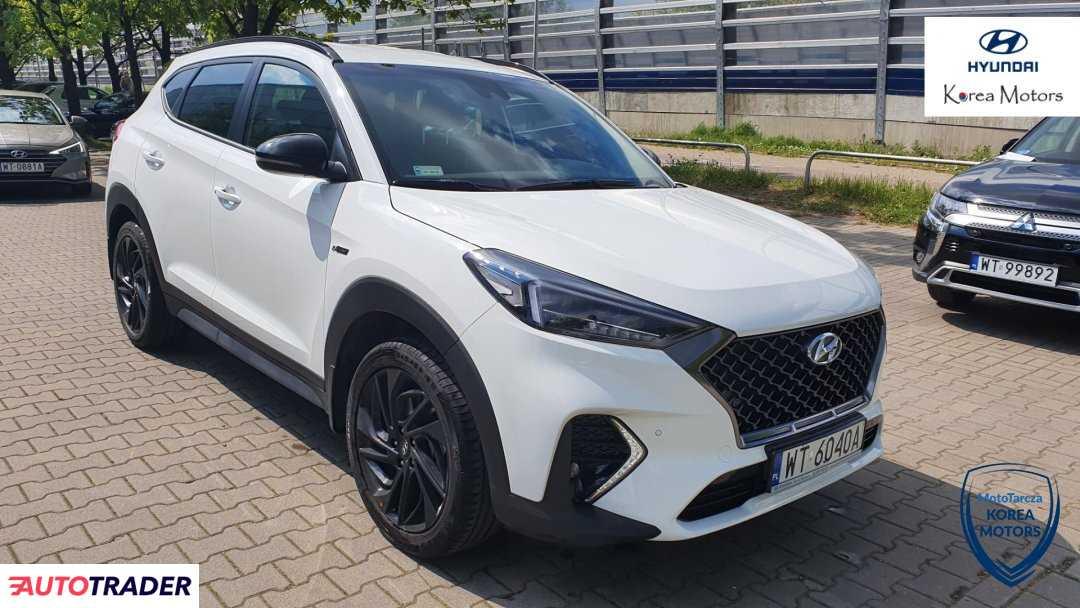 Hyundai Tucson 2020 1.6 136 KM