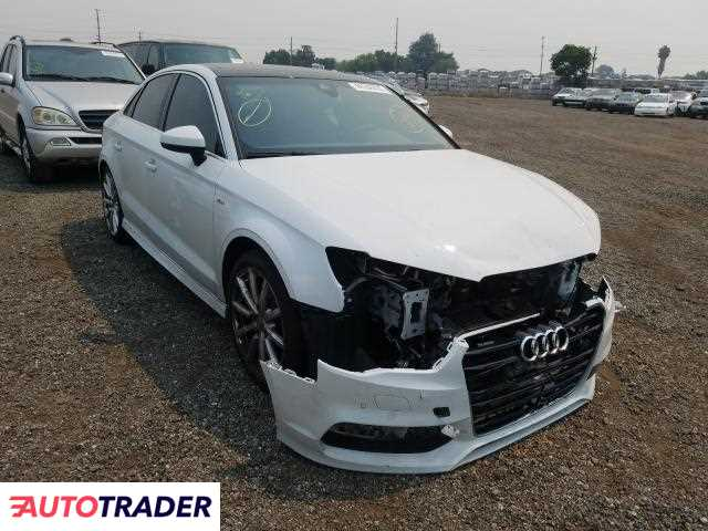 Audi A3 2015 2