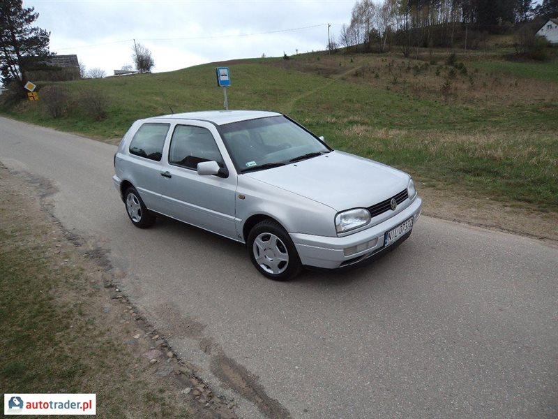 Volkswagen Golf 1998 1.4