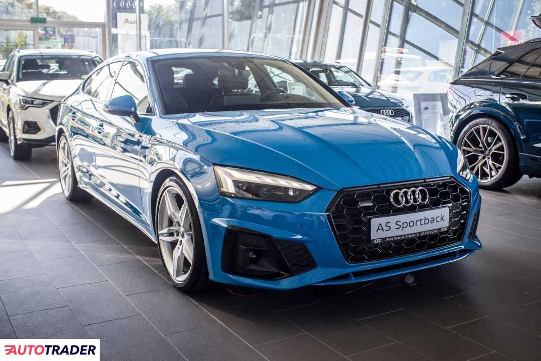 Audi A5 2020 2.0 190 KM