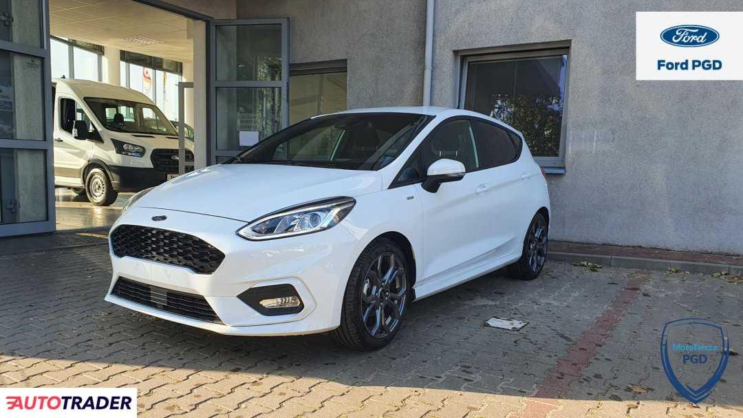 Ford Fiesta 2020 1.0 95 KM