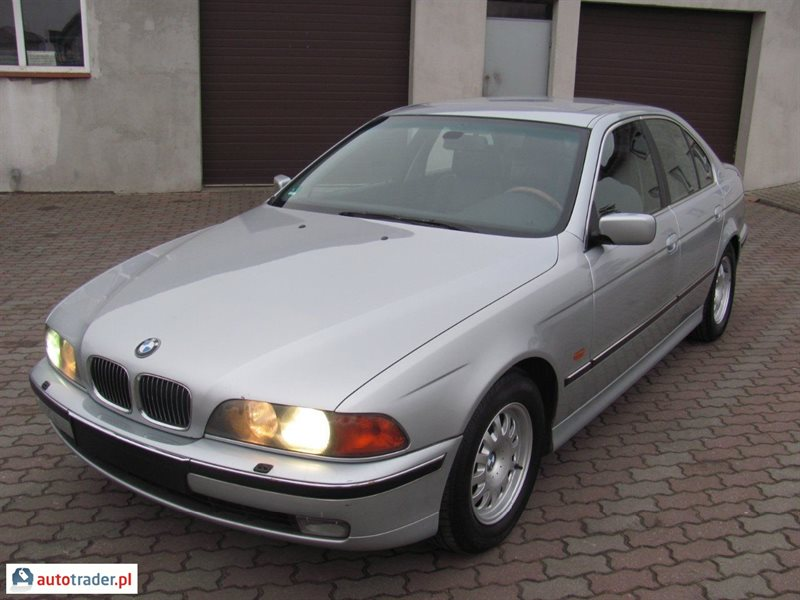 BMW 535 1997 3.5 233 KM