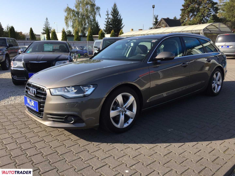 Audi A6 2013 2 180 KM