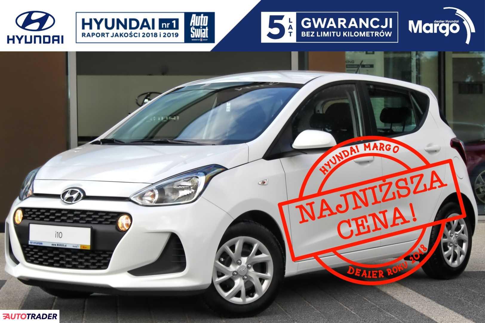 Hyundai i10 2019 1 66 KM