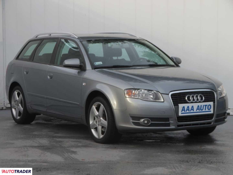 Audi A4 2005 2.0 128 KM
