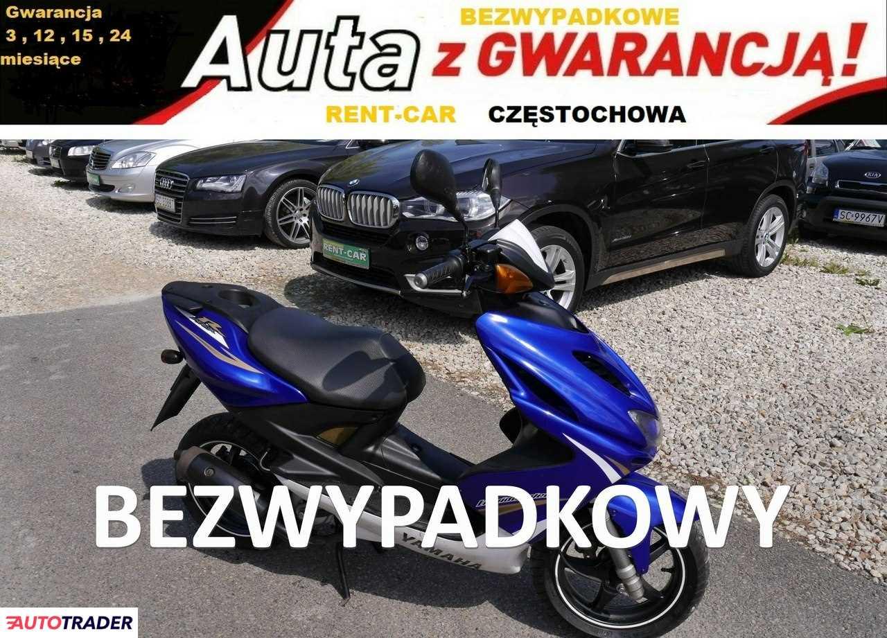 Yamaha Aerox 2011