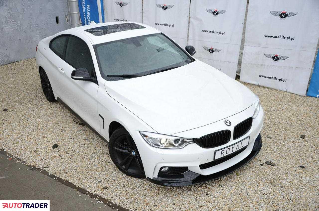 BMW 428 2014 2 245 KM