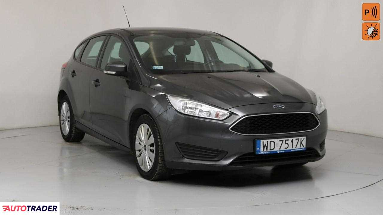 Ford Focus 2015 1.6 95 KM