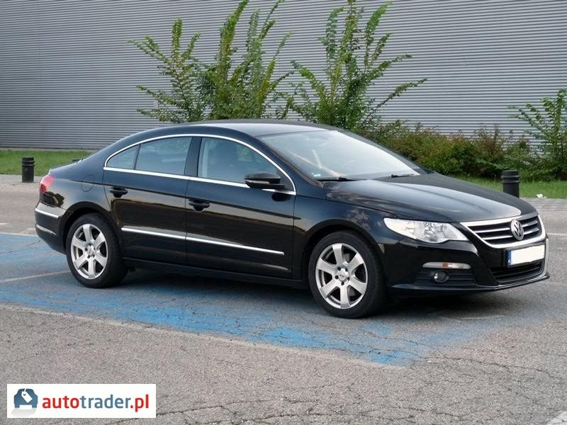 volkswagen passat cc 2 0 2010 r 2 0 diesel 170 km 2010r bedzin. Black Bedroom Furniture Sets. Home Design Ideas