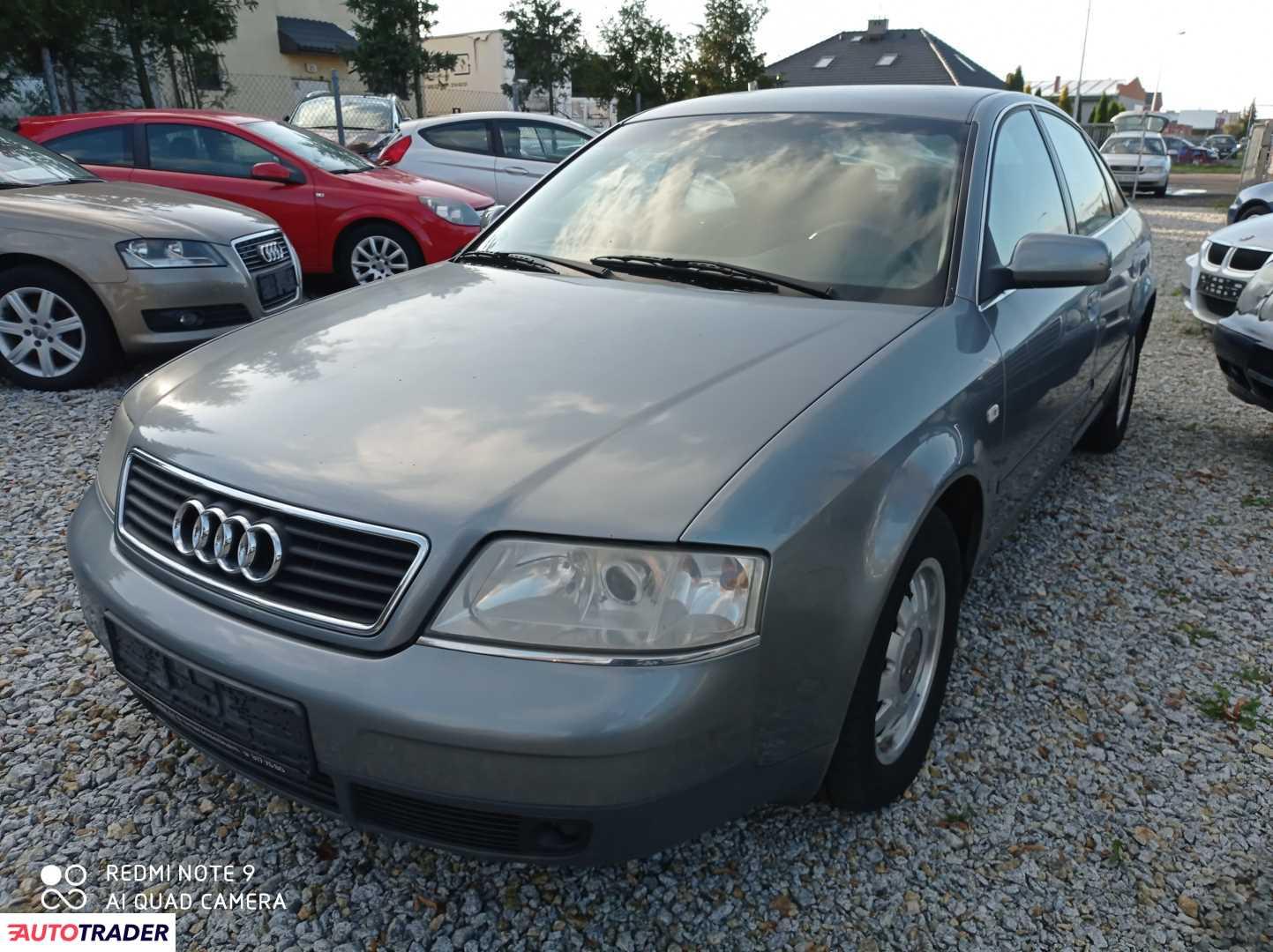 Audi A6 1999 2.4 165 KM