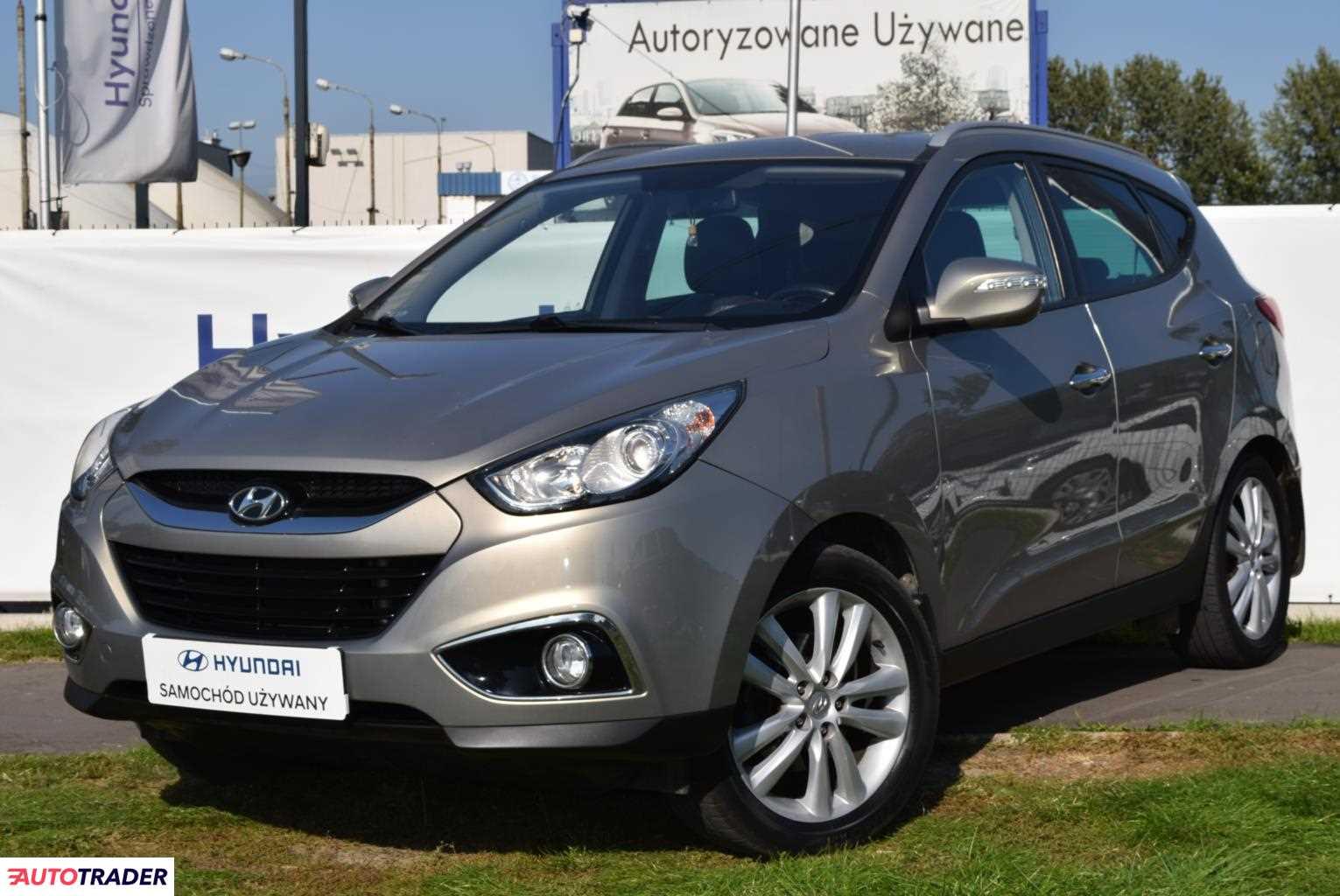 Hyundai ix35 2010 1.7 115 KM