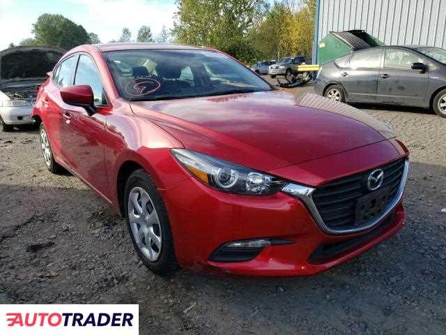 Mazda 3 2017 2