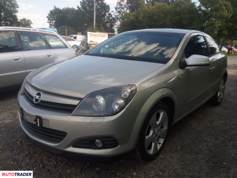Opel Astra 2006 0.1 1800 KM