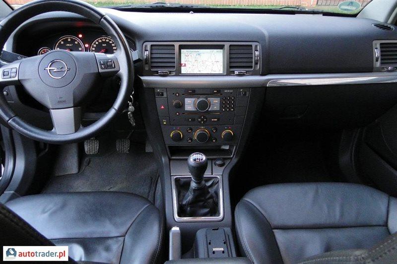 Opel Signum 2006 hatchback 1.9 150 KM