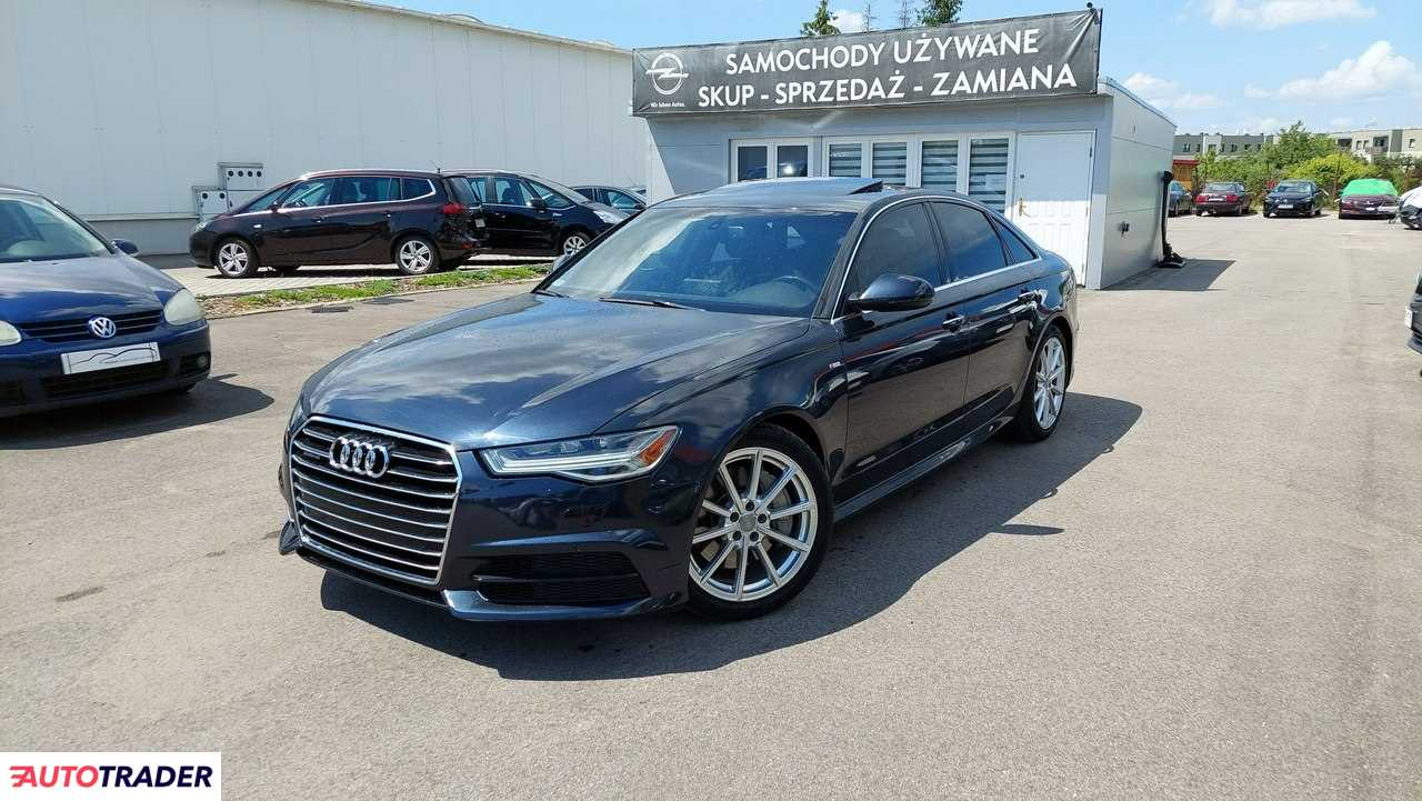 Audi A6 2017 2.0 252 KM
