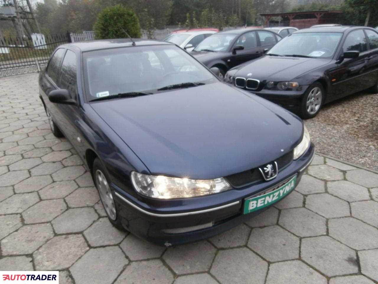 Peugeot 406 1999 1.8 90 KM