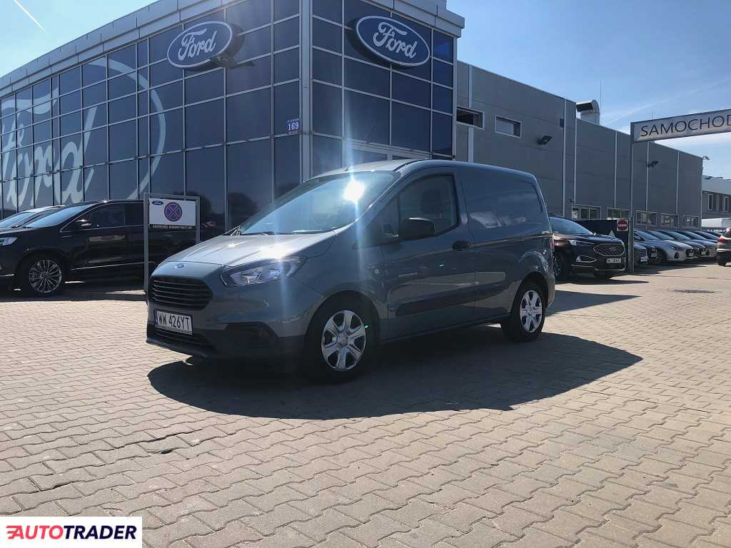 Ford Courier 2019 1.5