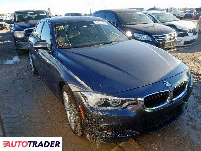BMW Pozostałe 2016 3